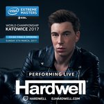 Hardwell confirmed to perform at IEM Katowice 2017
