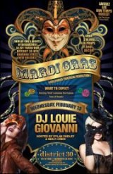 4 DAY MARDI GRAS EVENT