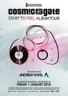 COSMIC GATE + ANDREW RAYEL | START TO FEEL TOUR