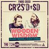 Wooden Wisdom at Bang Bang - Thursday 7/24 :: presented by FNGRS CRSSD