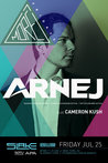 MORE FRIDAYS Presents: Arnej + Cameron Kush