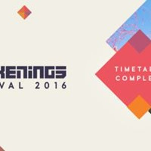 Awakenings Festival 2016 (2 days) - Official