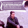 Oddity with The Dead Woods & Victories at Subterranean