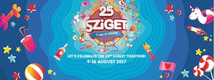 Sziget Festival 2017 - Island of Freedom / official event