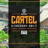Cartel Kingsday 2017: Indoor, Outdoor, Day & Night