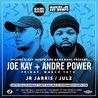 Joe Kay, Andre Power at Bang Bang