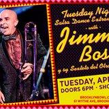 Jimmy Bosch y sy Sexteto del Otro Mundo at Brooklyn Bowl
