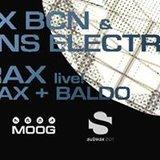 Subwax BCN & Emotions Electric: Lost Trax live!