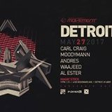 Detroit Love at Magic Stick - Official Movement After Party 5/27