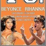VS - Beyonce vs Rihanna