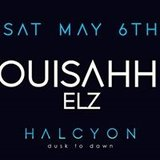 Louisahhh, Elz at Halcyon
