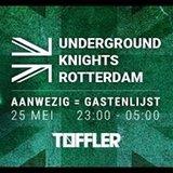 Underground Knights Rotterdam at Toffler | Hemelvaartsdag 2017