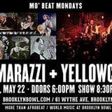 Mamarazzi + Yellowcake at Brooklyn Bowl