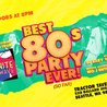 The BEST 80's Party EVER (so far) w/ Nite Wave, DJ Baby Van Beezly & Mo J