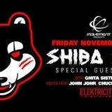 Shiba San + Golf Clap at Elektricity (Tonight)
