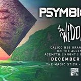 Psymbionic & The Widdler at Magic Stick (Tonight)