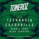 Toneroz feat. Technasia & Cocodrills