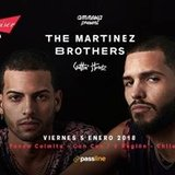 Amnesia present ★ The Martinez Brothers en Viña del Mar