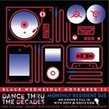 Black Wednesday - Dance Thru The Decades!