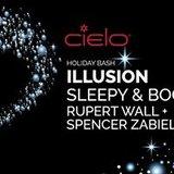 Illusion: Sleepy & Boo, Rupert Wall + Spencer Zabiela