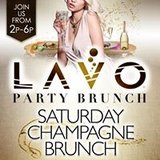 Lavo Party Brunch - Rodeo/Cowboy themed
