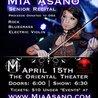 Mia Asano - Electric Violin - Senior Recital and Rock Show