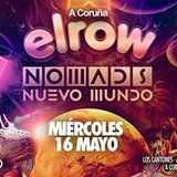 Elrow A Coruña - Nomads, Nuevo Mundo