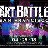 Art Battle San Francisco - April 25, 2018