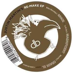 Justin Martin's Remake EP
