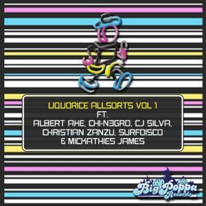 Liquorice All Sorts EP