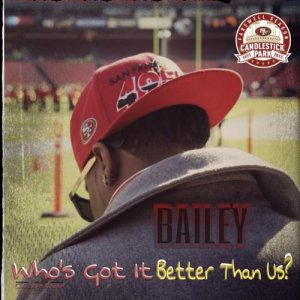(The Audible) Who's Got it Better Than Us - Single