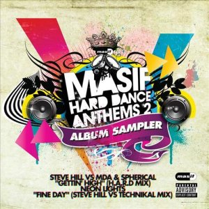 Masif Hard Dance Anthems 2 Album Sampler