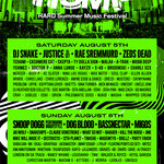 HARD Summer 2017 Celebrates 10-Year Anniversary With Stacked Lineup