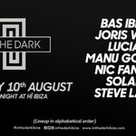 Luciano joins huge line-up for Hï Ibiza's massive 'In The Dark' night