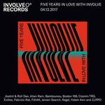 Involve Records releases 5 year anniversary compilation CD