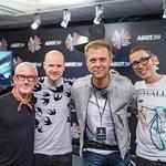 Above & Beyond set to headline Armin van Buuren's Ibiza residency