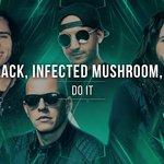 MR. BLACK, Infected Mushroom & SKAZI team up on 'Do It'